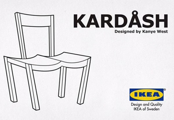 Kardash chair